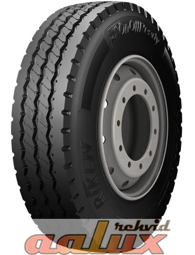 Rehvid: 13/80R22.5 Riken ON OFF READY S