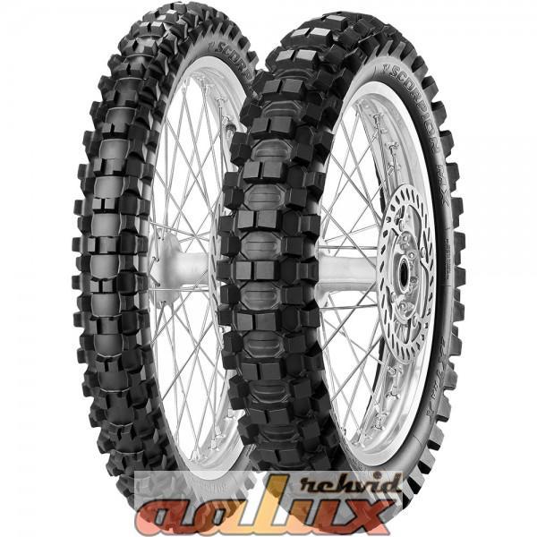 Rehvid: 120/100R18 PIRELLI moto Scorpion MX Extra-X