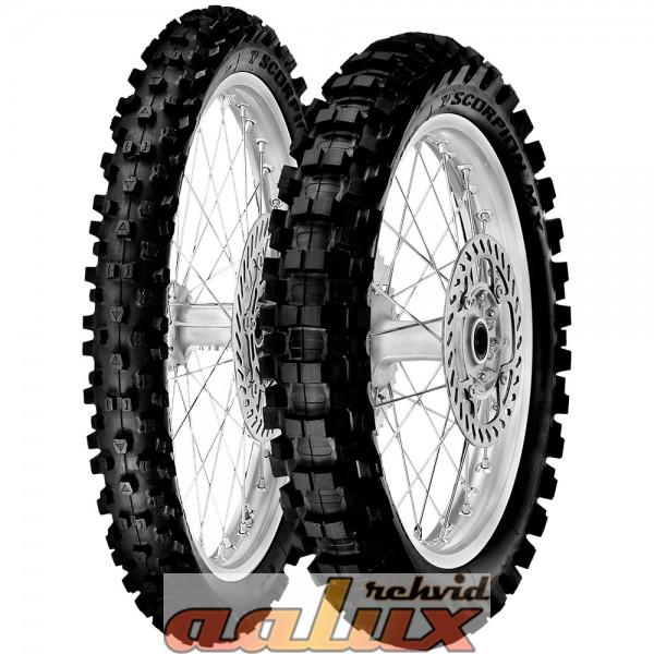 Rehvid: 60/100R14 PIRELLI moto Scorpion MX Extra-J