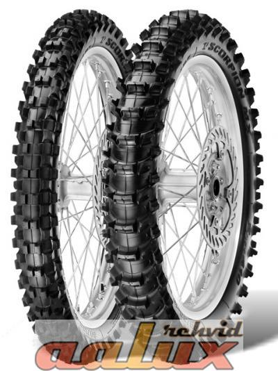 Rehvid: 80/100R21 PIRELLI SCORPION MX SOFT 410