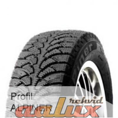 Rehvid: 185/65R15 Collins-Profile Alpiner