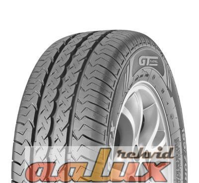 Rehvid: 185/75R16C GT RADIAL MaxiMi