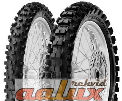 Rehvid: 80/100R21 PIRELLI Scorpion MX Extra-X