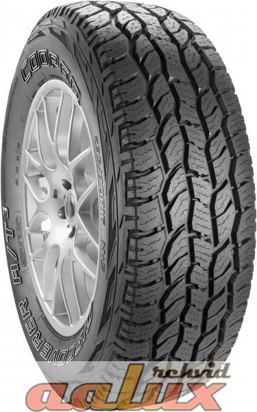 rehvid: 265/70R15 Cooper Discoverer AT3 Sport
